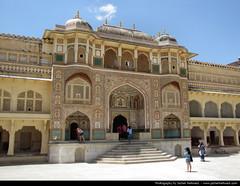 Ganesh Pol, Amber Fort, India
