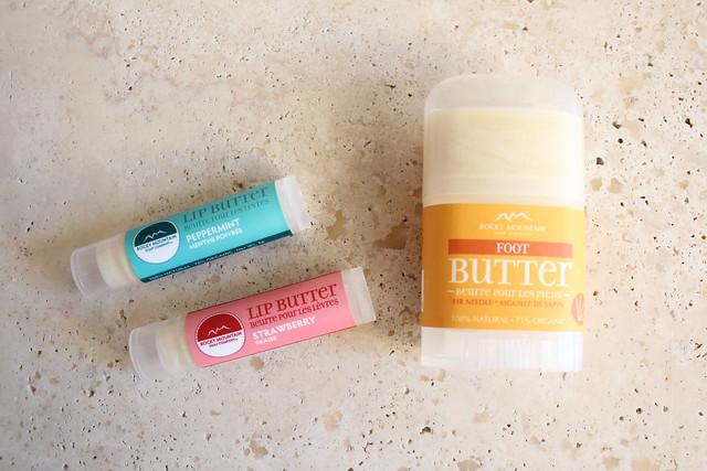 Rocky Mountain Soap Co. Lip Butter & Foot Butter