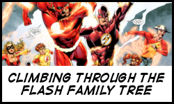 Climbing through the Flash Family Tree