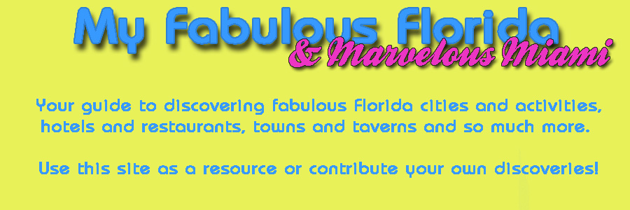 Reviews of My Fabulous Florida and Miami