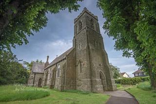 ST DAVID'S CHURCH MISKIN