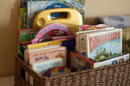 Books & Living in During: Childrenu0027s Book Storage Ideas