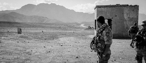 Belgian troops in Afghanistan