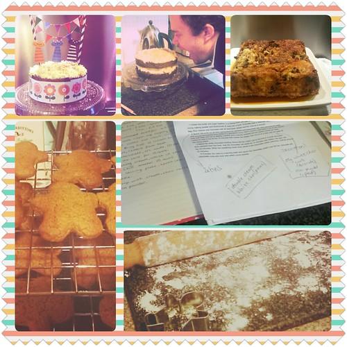 Baking weekend