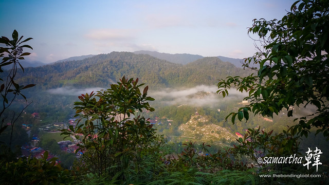 Sg Lembing Panorama Hill