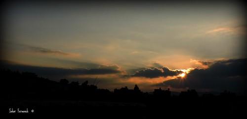 sunset sky sun nature spring nikon shine natureza ngc amman sunny jordan absolutelyperrrfect nikontop