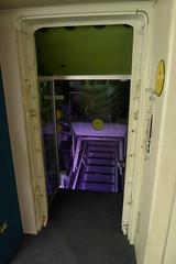 Hecktreppe: Boeing 727