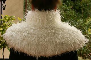 Tuto couture - bouillotte en graines de lin pour les cervicales - Etape 29