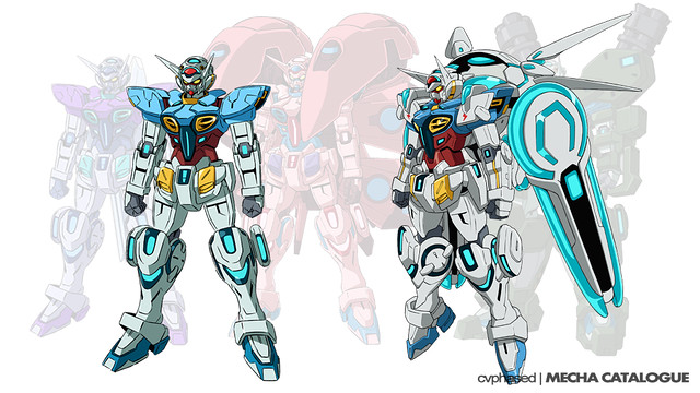 GUNDAM Reconguista in G - G-Self Perfect Pack