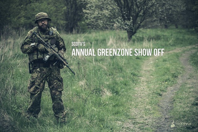 Annual Greenzone Show Off