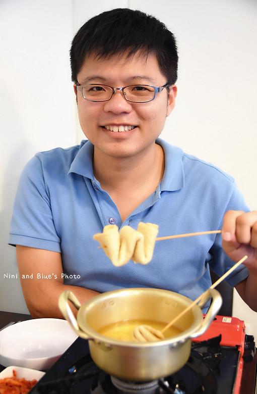 台中韓式料理一中街求求辣年糕菜單價位15