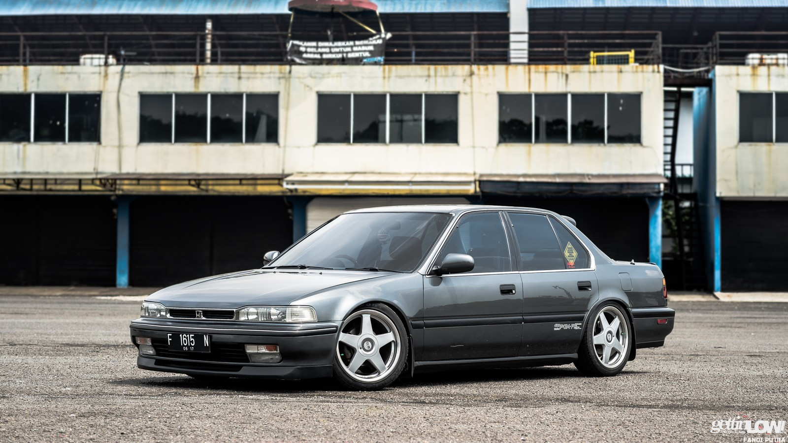 M Deril Rudiansyah Honda Accord Maestro 1991