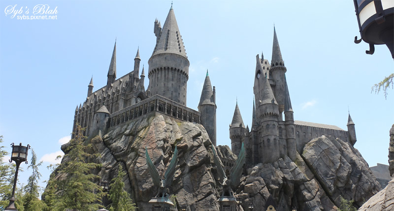 universal studios hollywood, wizarding world of harry potte, 魔法世界, 魔法村, 哈利波特, 環球影城, 好萊塢, 活米村, 禁忌之旅, 鷹馬的飛行, 魔杖店, 奶油啤酒, 三支掃帚, 哈利波特主題樂園