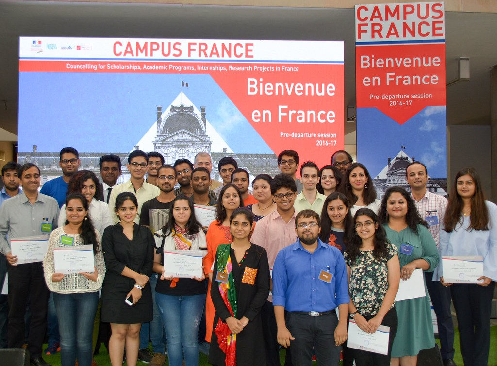 Scholarship award ceremony and pre departure session 2016 la embassy of france scholarship award ceremony and pre departure session altavistaventures Choice Image