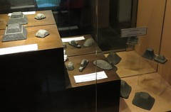 Tin ingots used as currency in Selangor in 19th century