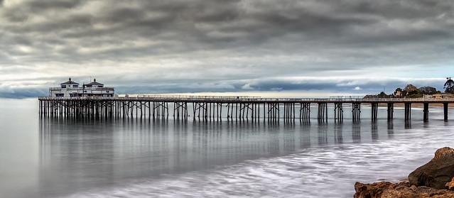 •Malibu Pier Extended•