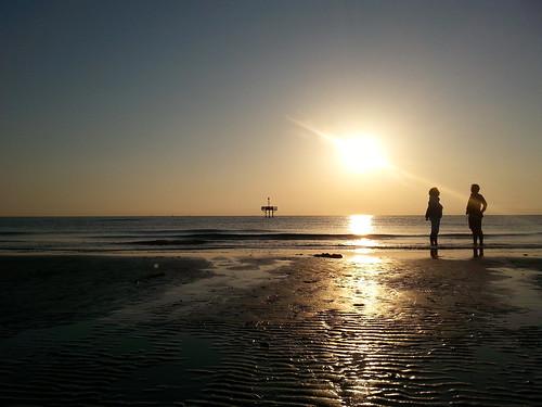 sea italy costa beach sunrise italia mare nuvola alba rimini cielo acqua calma spiaggia italie paesaggio emiliaromagna litorale bagnasciuga rivieraromagnola notterosa