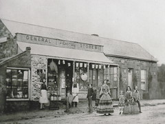 Castle's General Store, 3 High St, Willunga, circa 1860s
