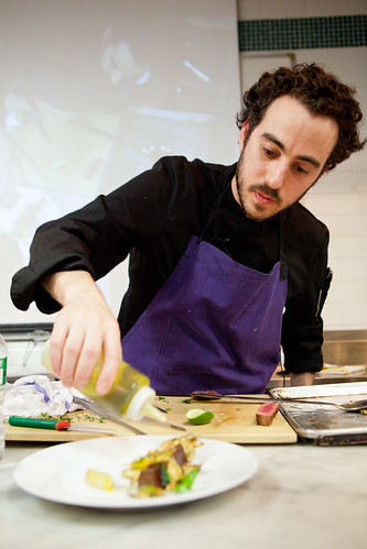Chef Daniel Rose of Spring