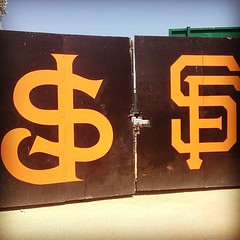 10 players in 2010 and 2012 World Series came up to the SF Giants from the San Jose Giants.