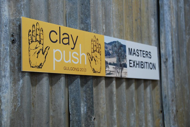 Clay Push Masters Exhibition; curated by Jan Irvine-Nealie