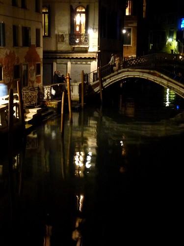 Venise envoûtante et mystérieuse... / Mysterious and captivating Venice...