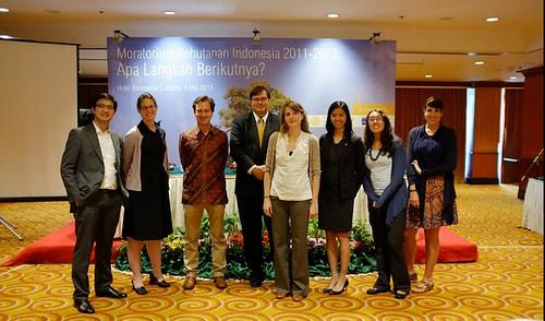 """POTICO meeting: """"Indonesia Forest Moratorium 2011-2013: What Next?"""""""