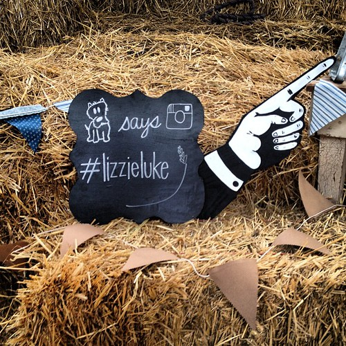 And so it begins!!! #lizzeluke