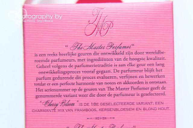 Dhini.nl Kruidvat Cherry Bloom eau de toilette Dhini.nl