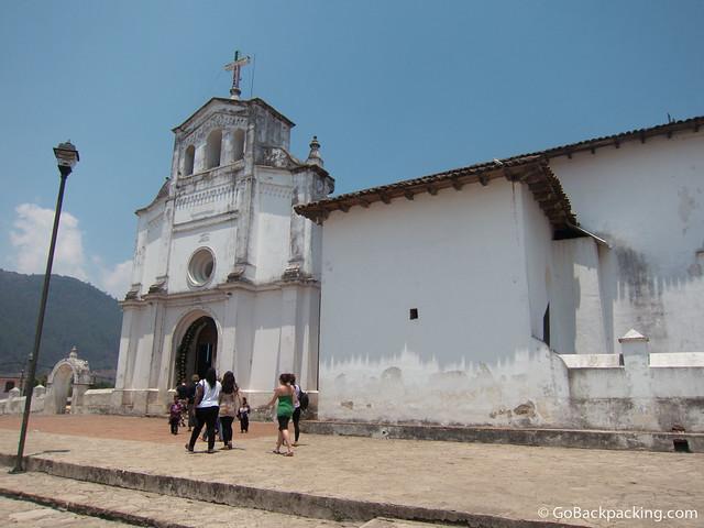 Church of Zinacantán