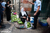 Eviction of Palestinian vendors, Old City, East Jerusalem, 18.5.2103
