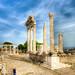 Temple of Trajan, Turkey by Nejdet Duzen