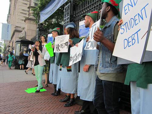 Columbia Grads Support Robin Hood Tax by Robin Hood Tax USA