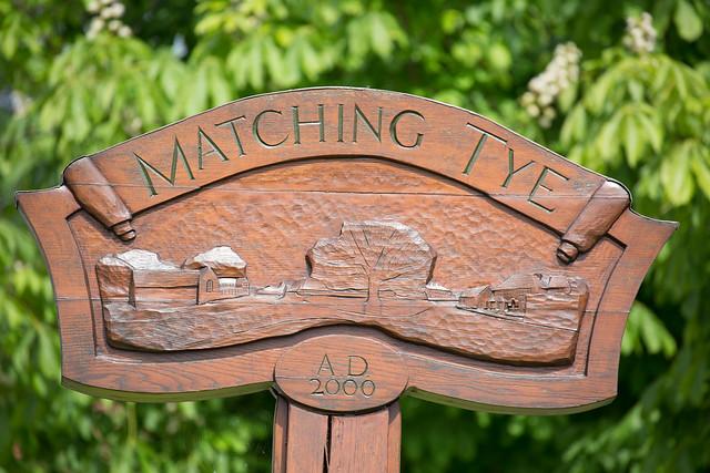 Matching Tye