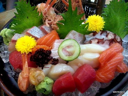 Sashimi Matsu