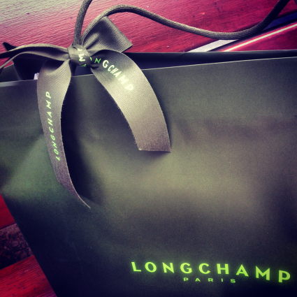 Birthday Gift: Longchamp