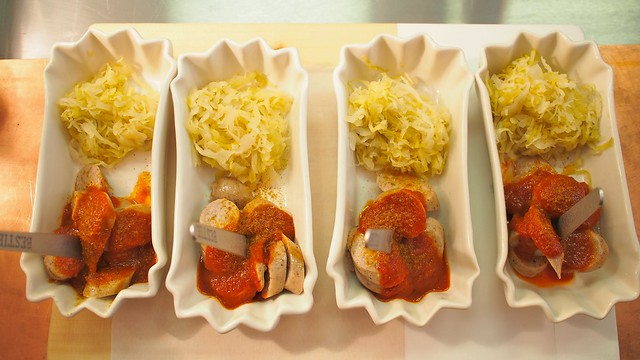 Bestie Currywurst | Vancouver Chinatown