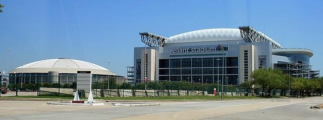 Astrodome & Reliant Stadium