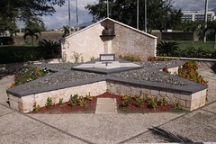 Monument to Marcus Mosiah Garvey