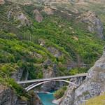 Bungee Jumping Bridge - Queenstown, New Zealand