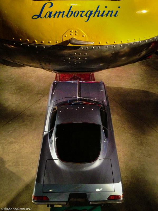 Lamborghini Museusm