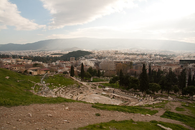 Athens Greece by Flickr CC Jirka Matousek