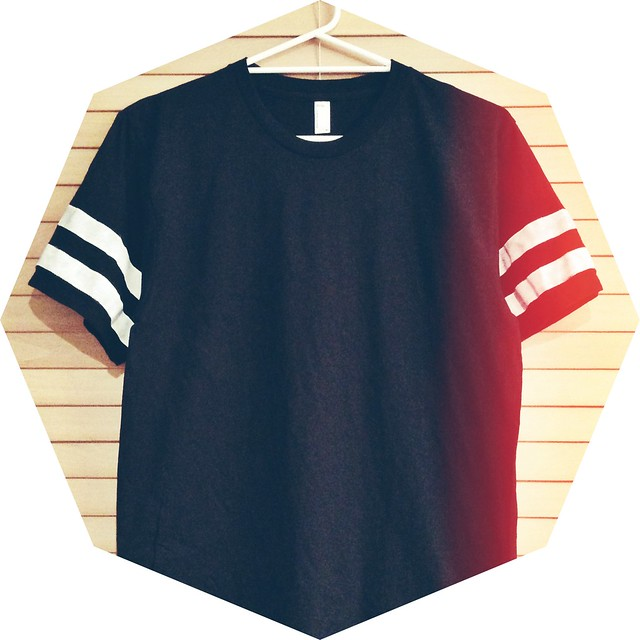 DIY Friday sports shirt