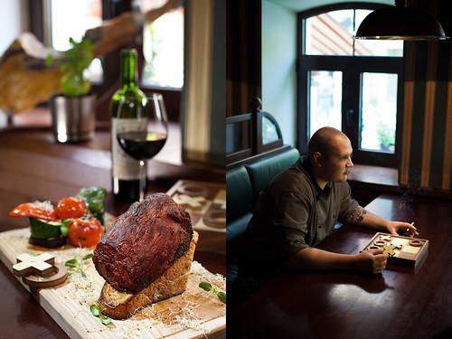 Konstantin Lipchak. Chef of Gastrorock Pub