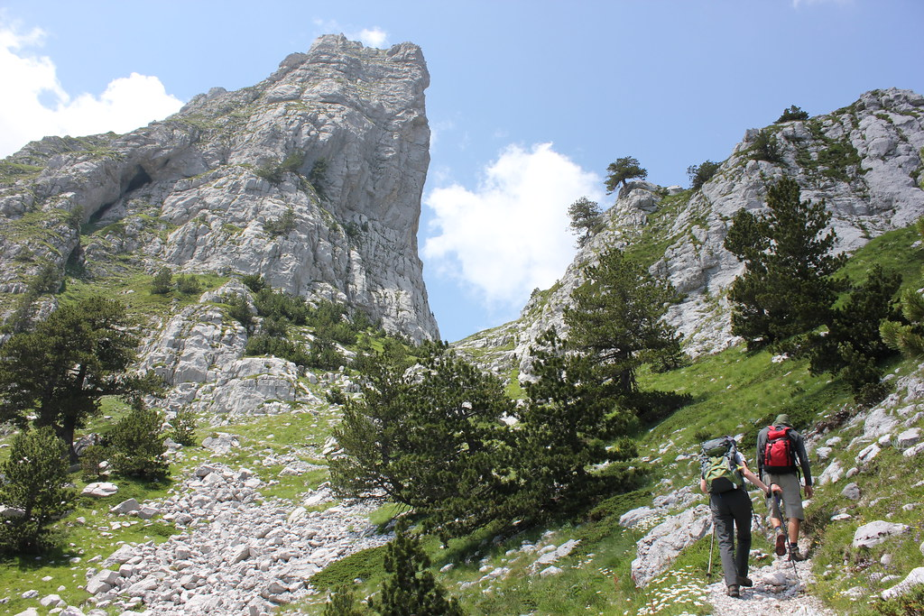 Walk from Valbona