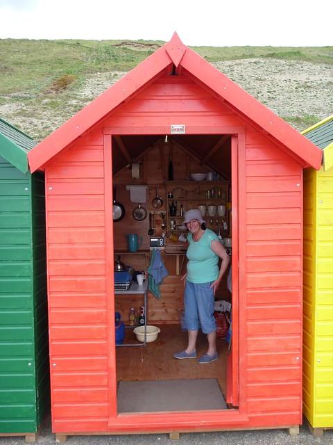 Whitby cabana