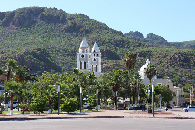 Header of guaymas