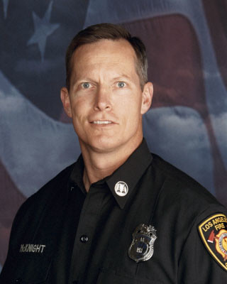 LAFD Captain Matthew McKnight (1962-2013)