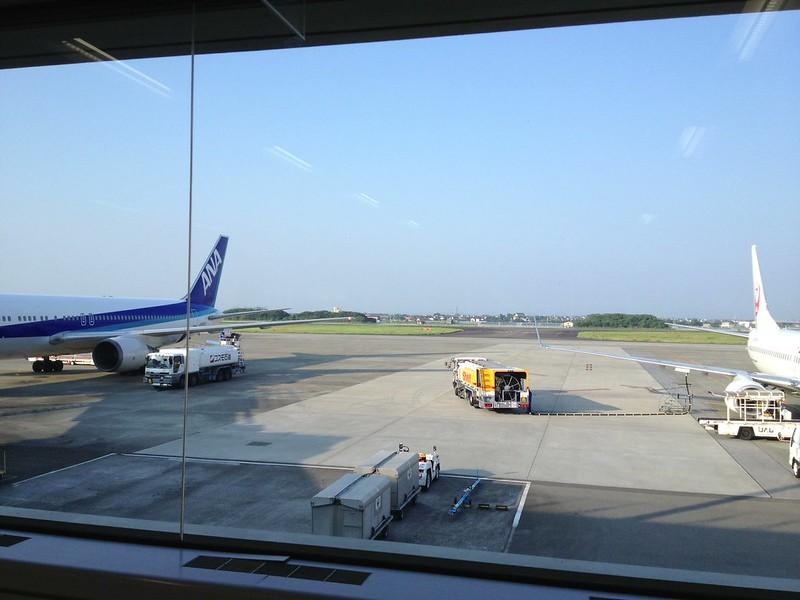 高知空港 by haruhiko_iyota