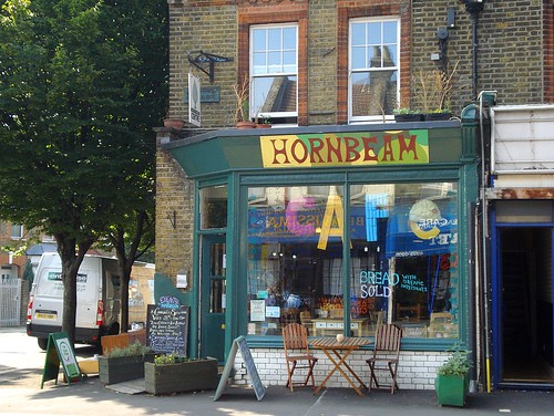 Hornbeam Cafe, Walthamstow, London E17